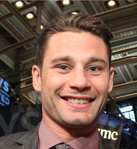 Portrait of Chris  Algieri