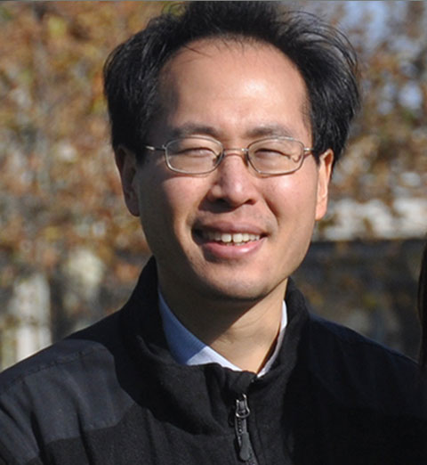Portrait of Eugene  Cheng