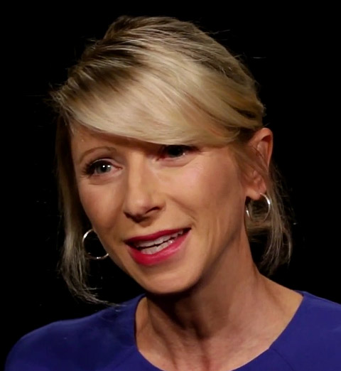 Portrait of Amy Cuddy