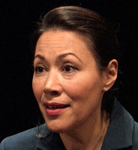 Portrait of Ann Curry