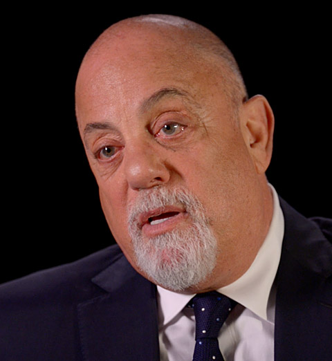 Portrait of Billy Joel