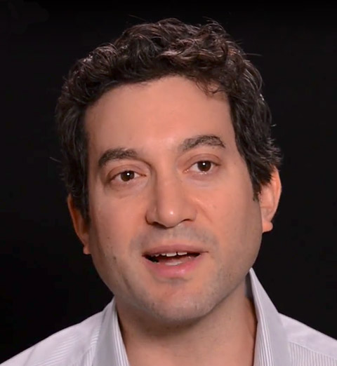 Portrait of Jonathan Oringer