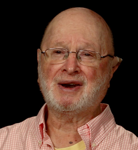 Portrait of Jules Feiffer