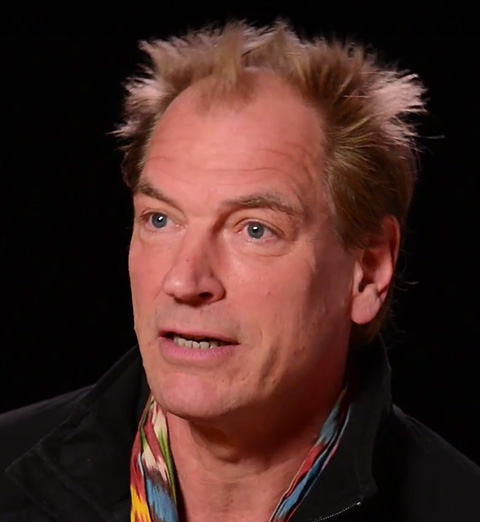Portrait of Julian Sands