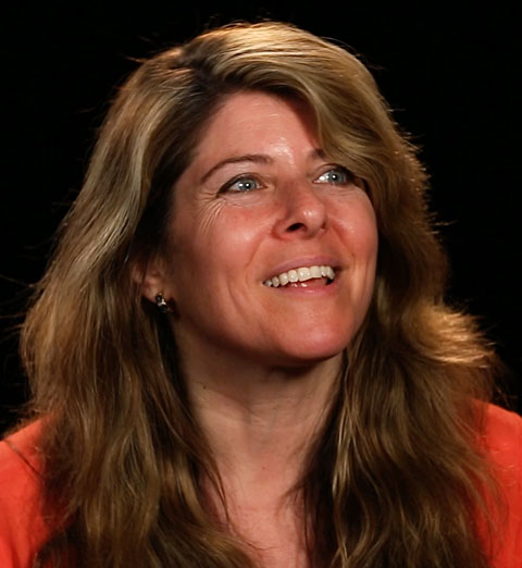 Portrait of Naomi Wolf