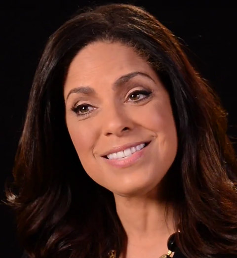 Portrait of Soledad O'Brien