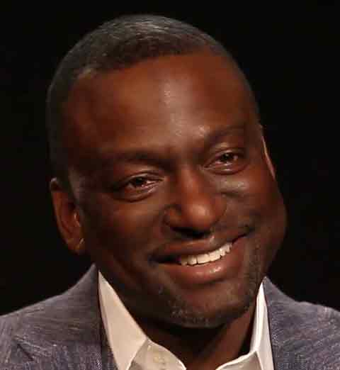 Portrait of Yusef Salaam