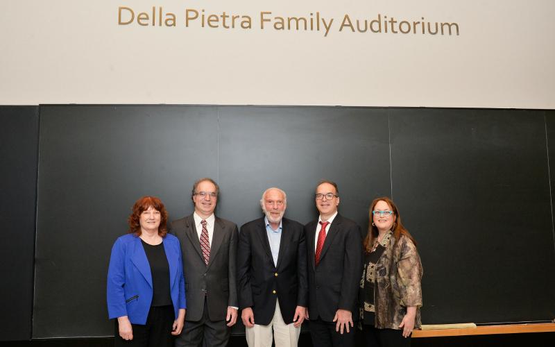 Della Pietra dedication Campaign