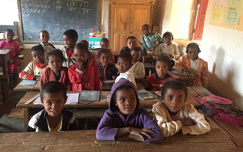 School Kids My Rainforest My World