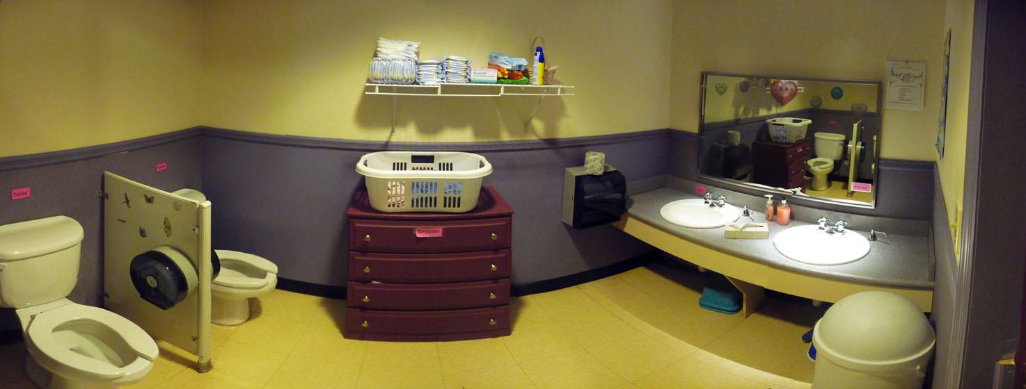 Preschool Classroom Bathroom Stony Brook Child Care