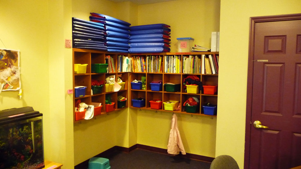 Classroom Cubby Ideas : Preschool classroom cubbies stony brook child care