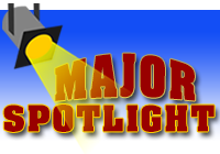 major spotlight
