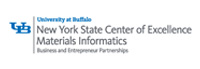 University of Buffalo New York State Center of Excellence Materials Informatics