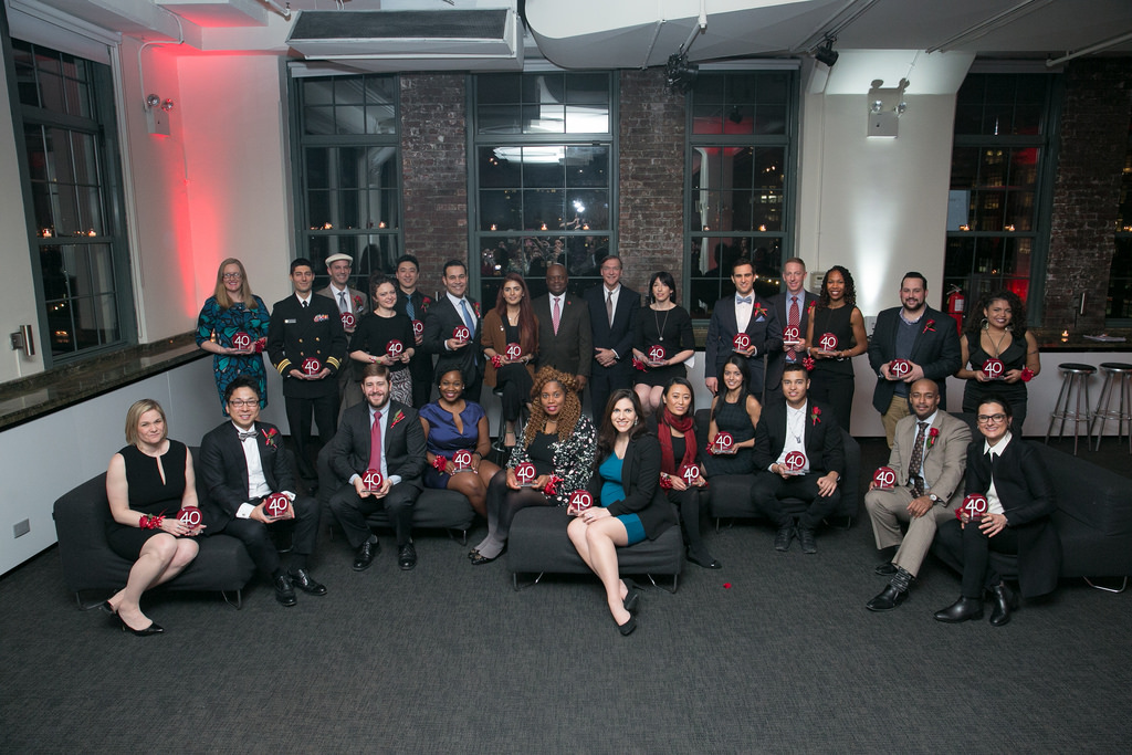 40 Under Forty Awards
