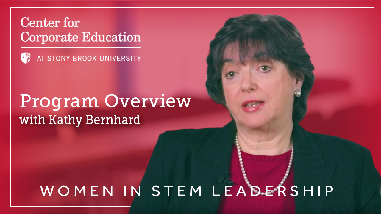 Women in STEM Leadership Program Video