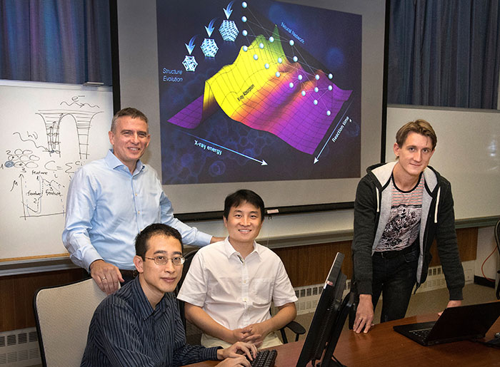 Materials Science and Chemical Engineering Professor and team of scientists use AI to uncover how catalysts work