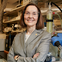Materials Science Professor Esther Takeuchi Featured  in Time
