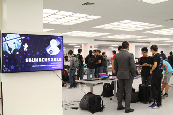 Design, Build, Create and CODE! - Stony Brook Launches 24