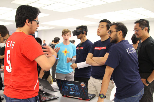 Stony Brook Launches 24-hour Hackathon