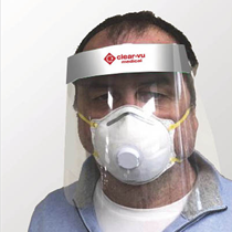 Producing Medical Face Shields