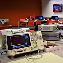 The New North Atlantic Industries Engineering Teaching Lab