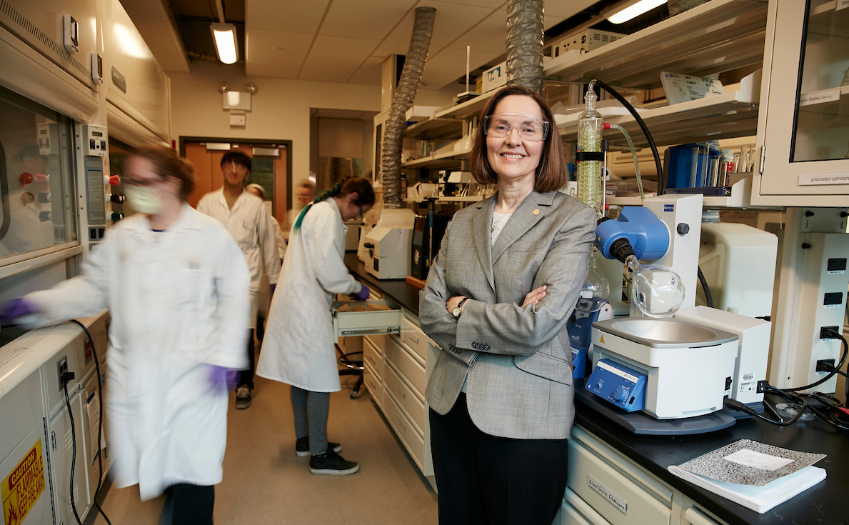 Esther Takeuchi Named European Inventor Award Finalist