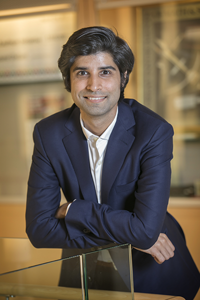 Professor Sandhu NSF CAREER