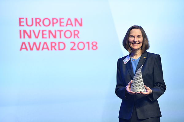 Renowned Energy Storage Researcher Esther Takeuchi Wins 2018 European Inventor Award