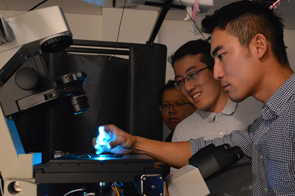 Biomedical Engineering Team Awarded $1.97M to Transform Bioimaging Technology