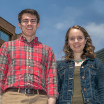 Applied Mathematics and Statistics Students Receive Goldwater Scholarship and Honorable Mention