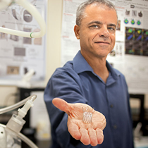 Biomedical Engineering Professor Named BMES Fellow