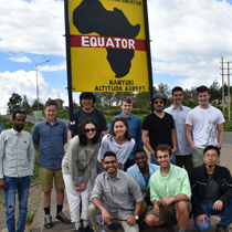 Global Engineering Field School: Where Problems Meet Solutions