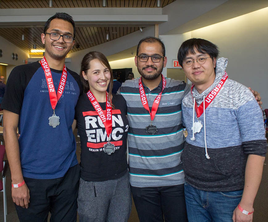 Students Hack Through Two Big Events