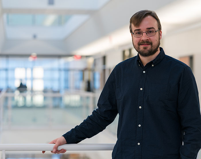 Computer Scientist Robert Patro Earns 2018 NSF CAREER Award