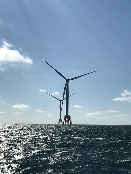 Stony Brook to be the Home of a Nationwide Consortium on Offshore Wind Industry
