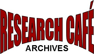 Research Cafe Archives