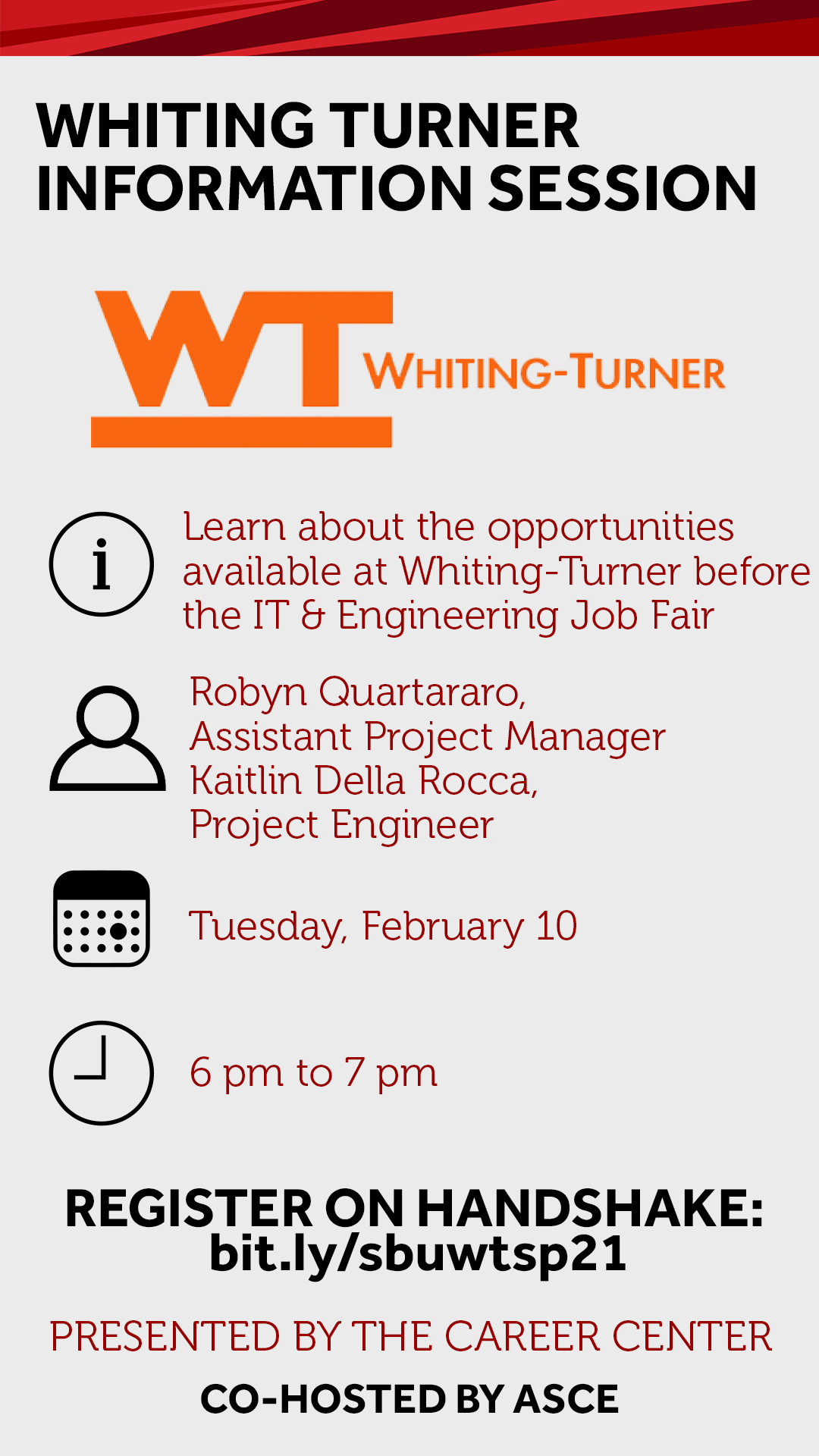 whiting turner flyer
