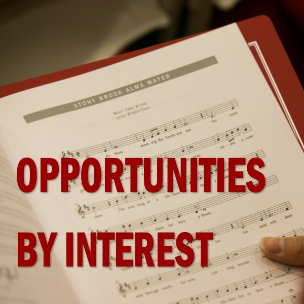Opportunites By Interest