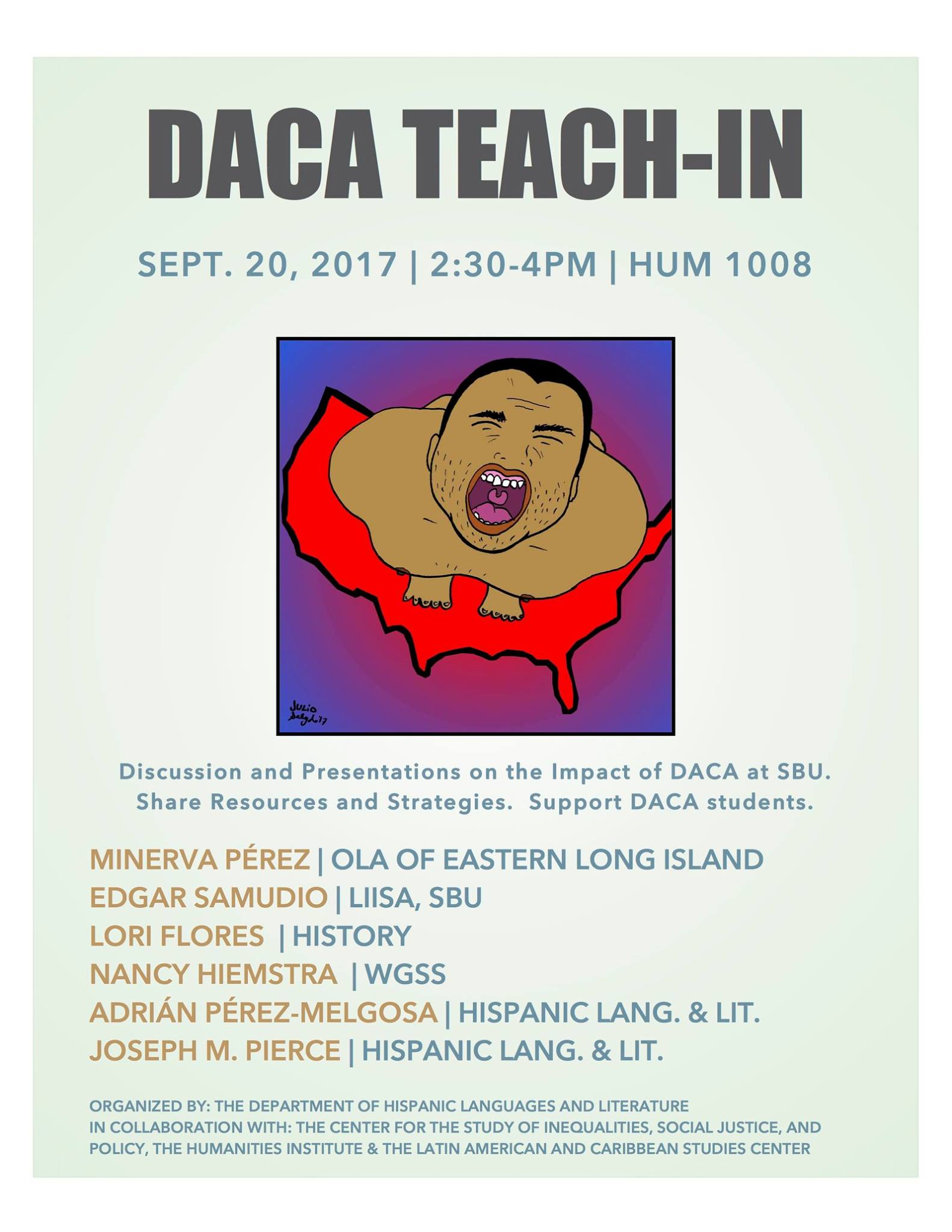 DACA teach in