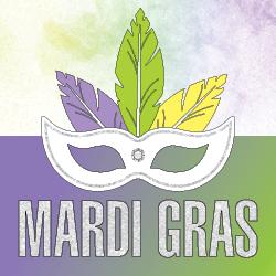 "Celebrate ""Fat Tuesday"" February 25 from 11am to 8pm at SAC Market at Craft"