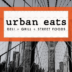 Urban Eats is Now Open at East Side Dining! Enjoy the Made to Order Deli, Grill and Street Foods Menus!