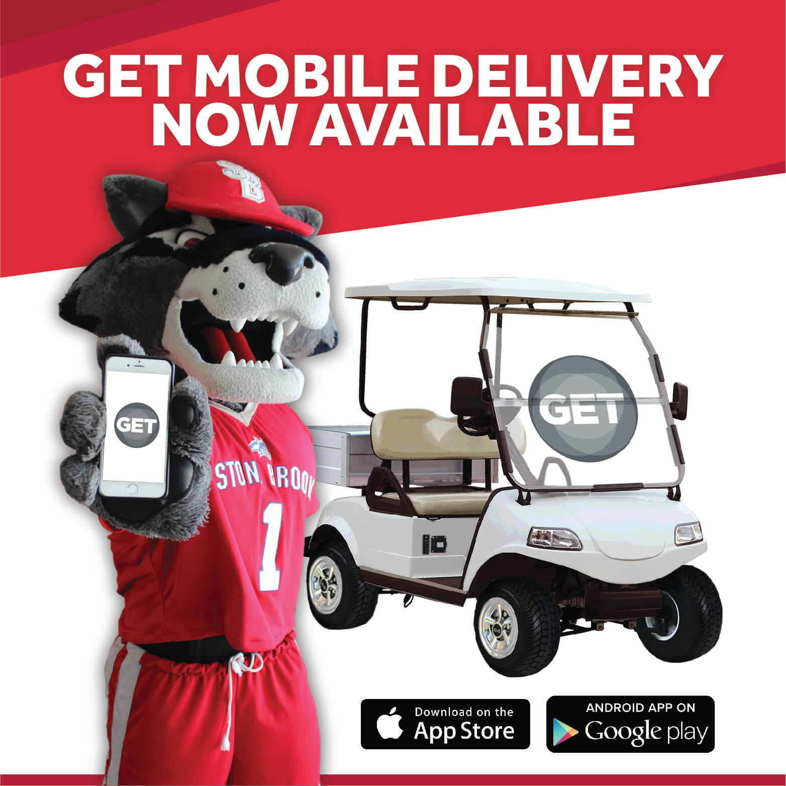 Delivery Available!