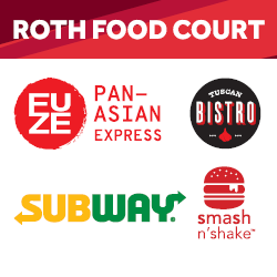 All New Roth Food Court