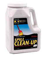 spill clean up