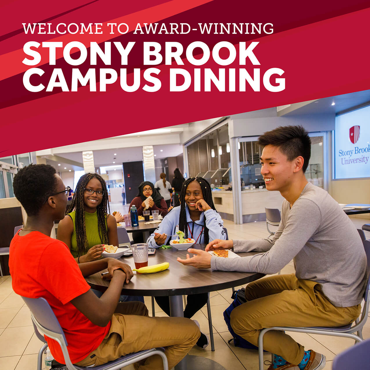 campus dining guide