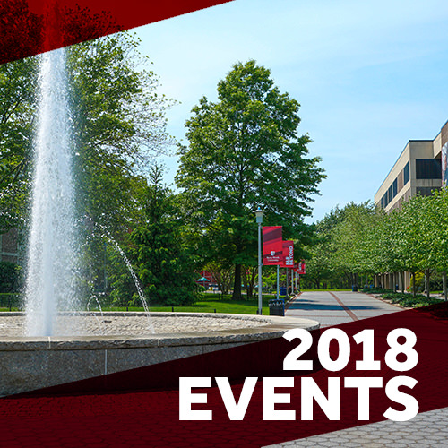 2018 Faculty Student Association Events,