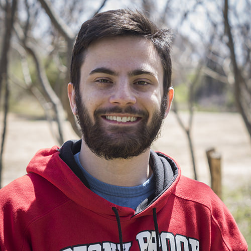Edward Gallagher '18 kickstarts new composting research for a more sustainable future,