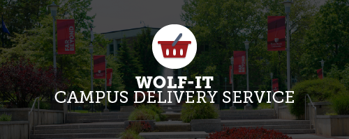 Wolf-It Campus Delivery Service