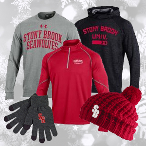 25% Off All Sweats & Cold Weather Gear (Shop Red West, Shop Red East, Seawolves MarketPlace and sbushopred.com)