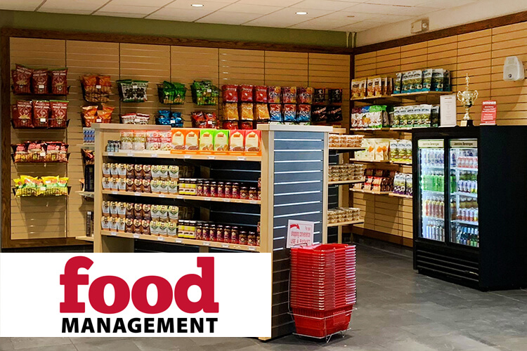 2019 Food Management award
